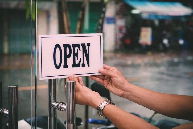 เปิดร้านของคุณ