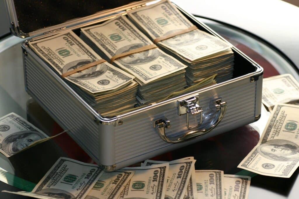 cash many