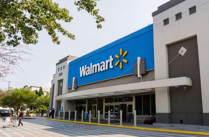 ร้านค้าปลีก walmart