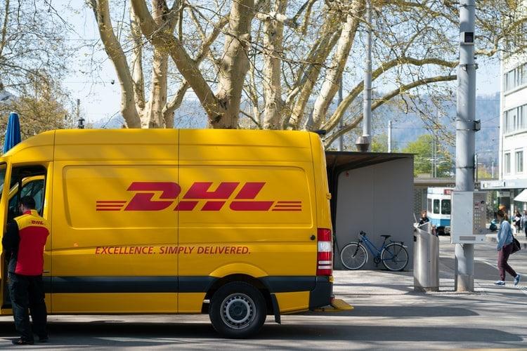 ขนส่ง DHL