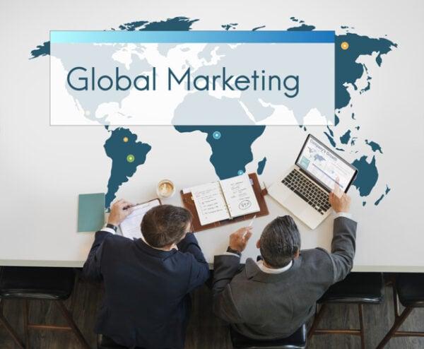 การตลาดร่วมธุรกิจกันระหว่างประเทศธุรกิจ