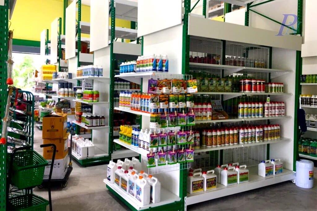ร้านขายอุปกรณ์การเกษตร