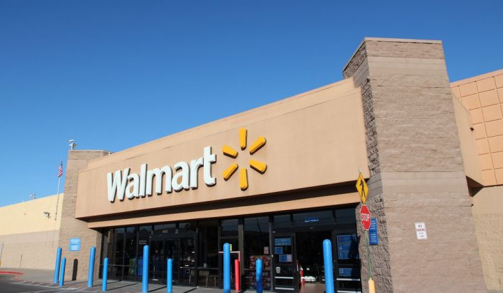walmart ศูนย์กลางธุรกิจค้าปลีก