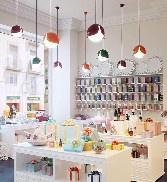 Organize a gift shop