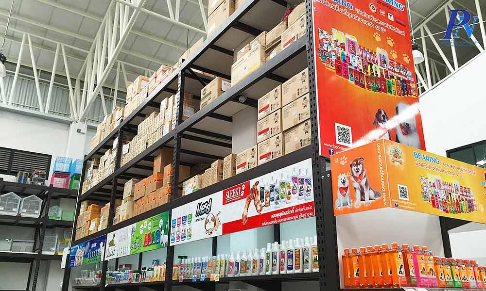 Shelves PN Steel Product Browney Pet World8