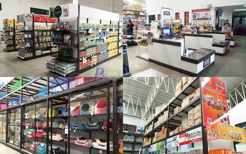 shelves browney pet world shop