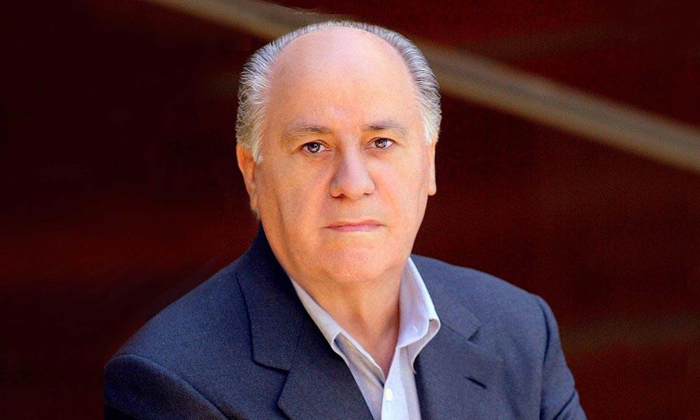อามันซิโอ ออร์เตกา นักธุรกิจที่ประสบความสำเร็จ ซีอีโอแบรนด์ ZARA