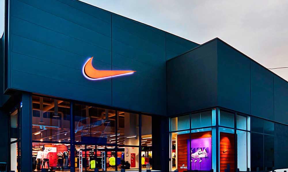 ร้านค้าปลีก Nike