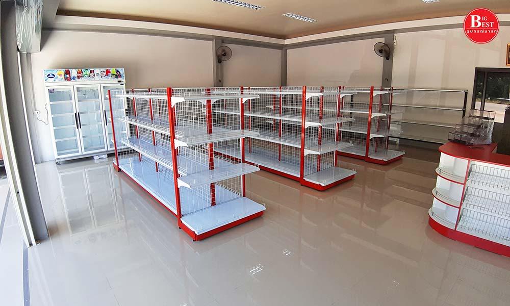 minimart store area 2 booths