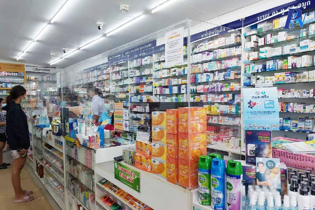 ตัวอย่างร้านแบบ Specialty Store