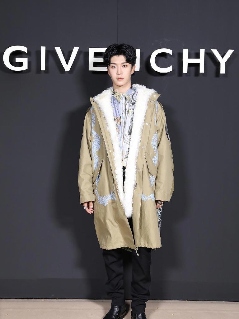 ฟ่านเฉิงเฉิง แบรนด์แอมบาสเดอร์ Givenchy