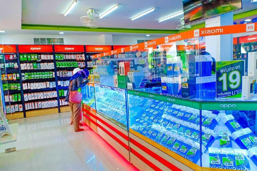 ร้านอุปกรณ์ไอที Specialty Store