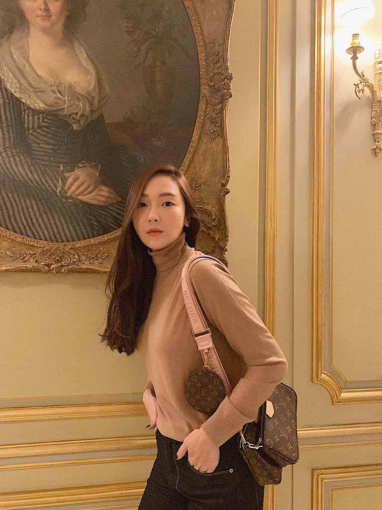 เจสสิก้า กับแบรนด์ Louis Vuitton