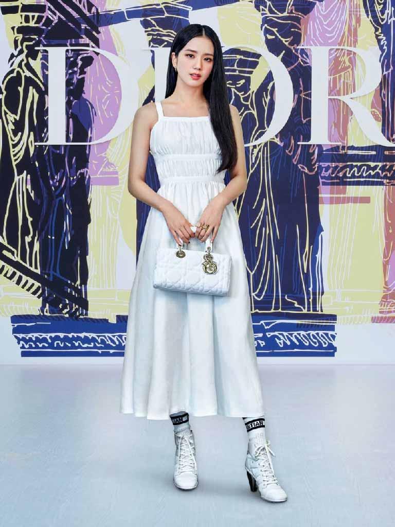 จีซู BlackPink แบรนด์แอมบาสเดอร์ Dior