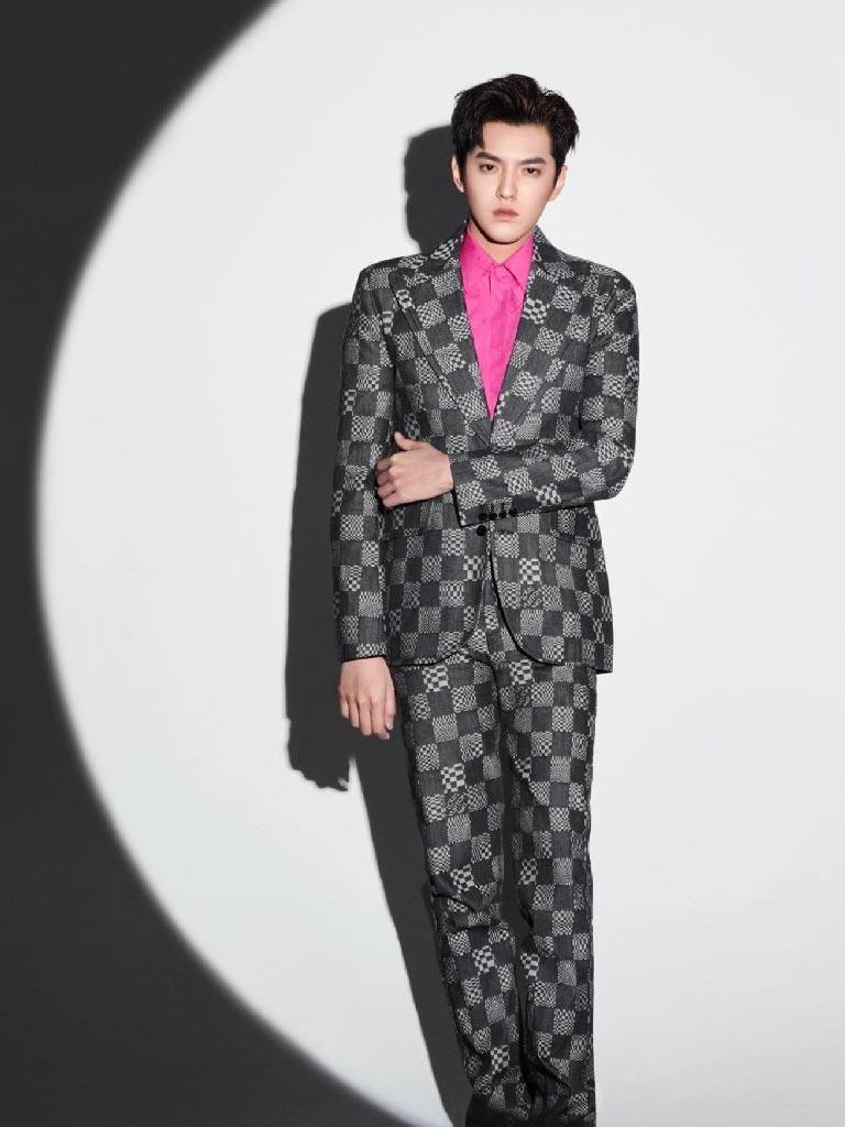 คริสวู แบรนด์แอมบาสเดอร์ Louis Vuitton