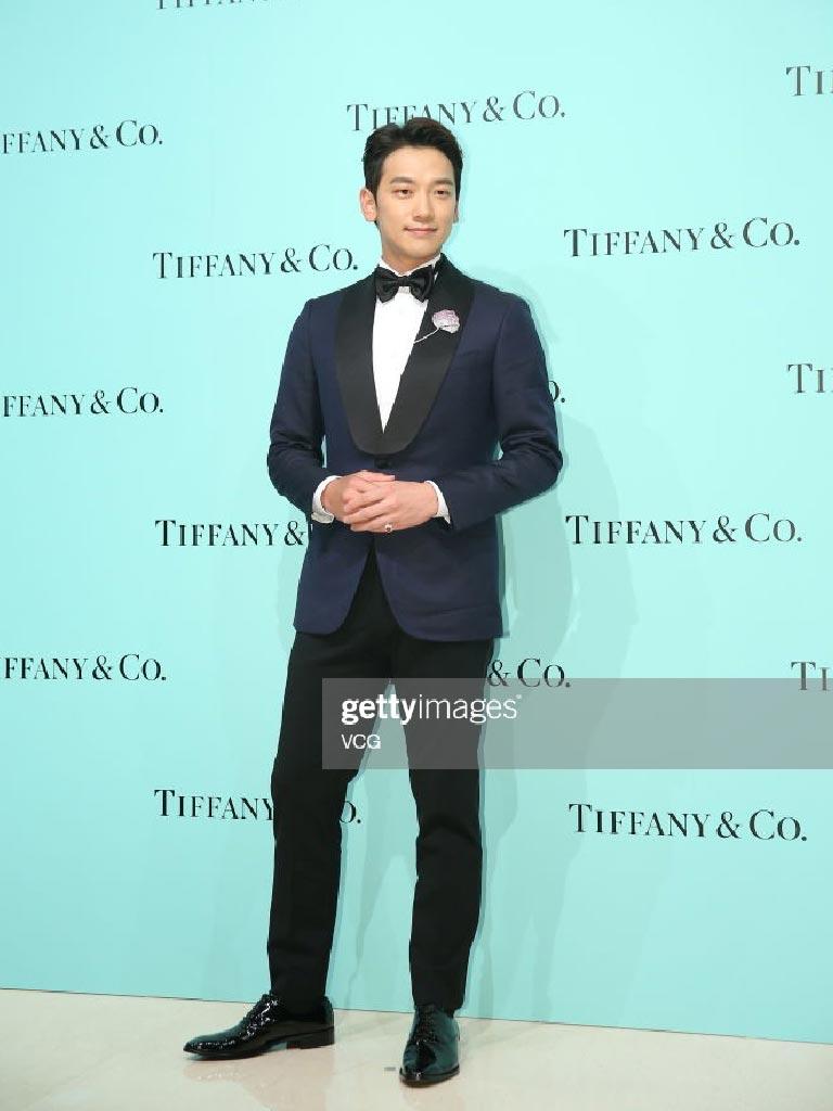 เรน กับแบรนด์ Tiffany & Co.
