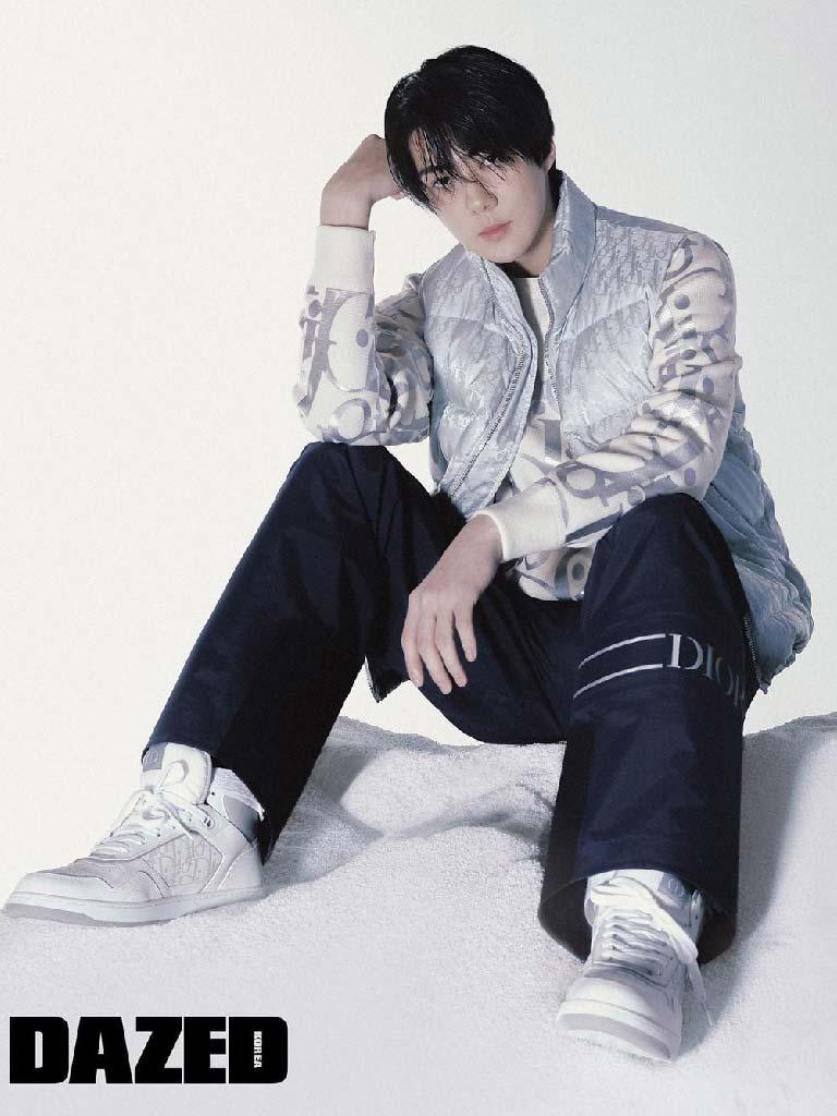 เซฮุน EXO แบรนด์แอมบาสเดอร์ DiorMen