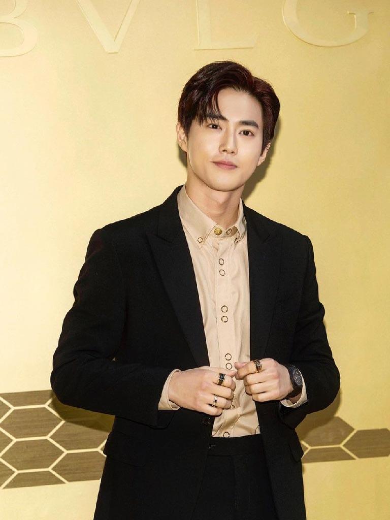 ซูโฮ EXO แบรนด์แอมบาสเดอร์ของเกาหลี