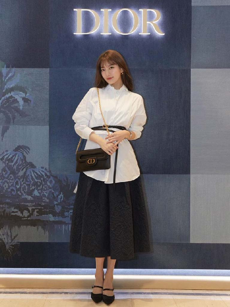 ซูจี แบรนด์แอมบาสเดอร์ Dior