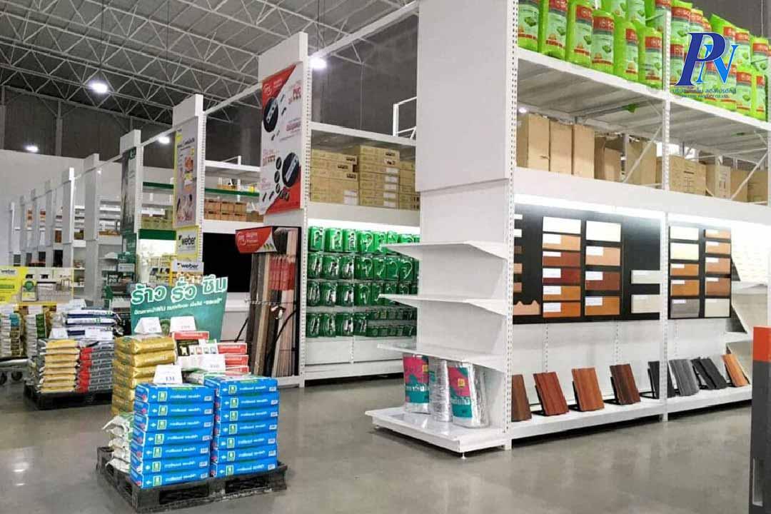 ร้านวัสดุก่อสร้าง Specialty Store